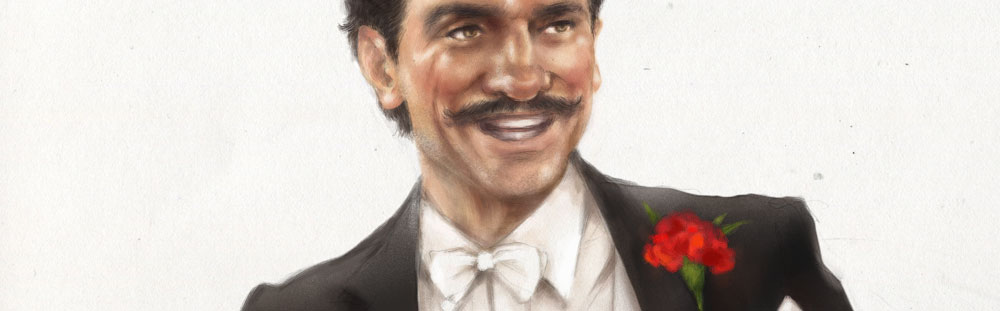 персонаж для ресторана «Стёпа Лиходеев»